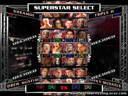 WWE RAW: Ultimate Impact 2010 (PC) v2.0 - WWE Raw project ... Ultimate Mysterio